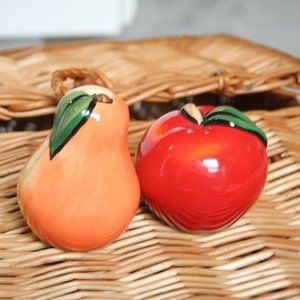 Fresh Fruit S & P Set